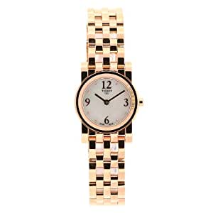 Tissot Damen-Armbanduhr Classi-T Edelstahl T0300093311700