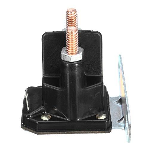 Elvira Burk 3 Pole Starter Magnet Relais Schalter Universal Stens Fit for MTD Rasenmäher Neu Motoren & Motorteile