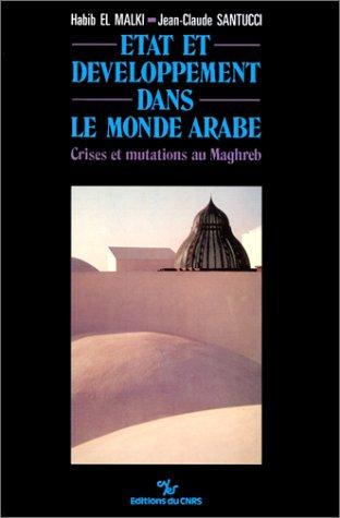 Etat et développement dans le monde arabe