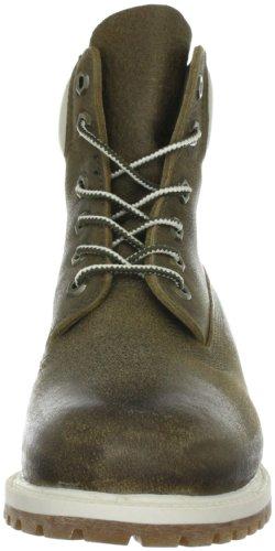 Timberland Stivali Stivale 6in Premium olive Femme Marron qC64qawx