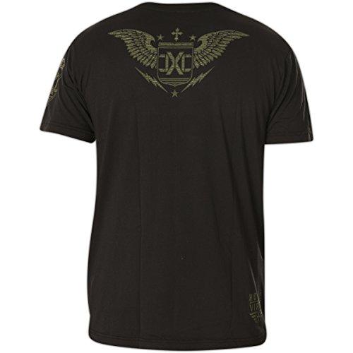 Xtreme Couture by Affliction T-Shirt Superstar Schwarz Schwarz