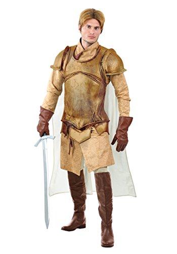 Ritter Kostüm Plus - Renaissance Ritter Plus Size Mens Kostüm