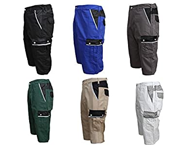 Short kurze Hose Shorts Arbeitshose Bundhose Gr. 46-60