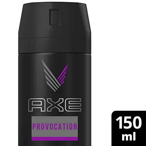 Axe Déodorant Homme Provocation, Pour sentir bon toute la journée, Contre les mauvaises odeurs, 150ml