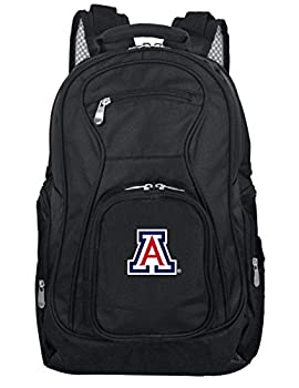 "Mojo Unisex Ncaa Arizona Wildcats Voyager Laptop Backpack Inches, Black, 19"" 0"