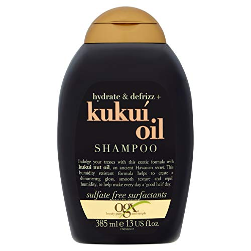 OGX Kukui Oil Shampoo, 1er Pack (1 x 385 ml)