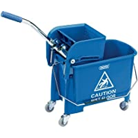 Draper 24838 20L Kentucky Mop Bucket With Wringer.