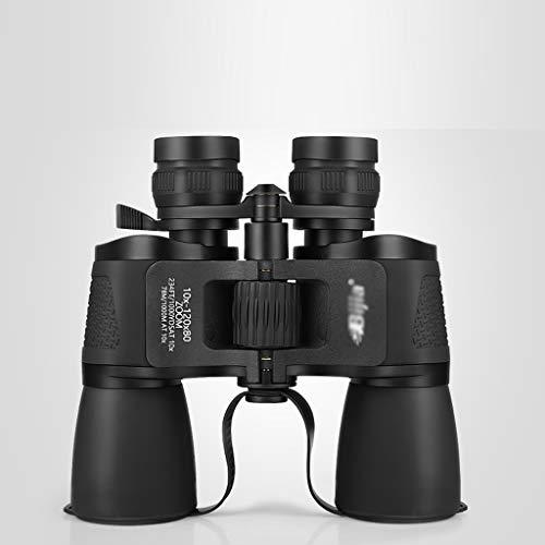 JXXDQ Binoculares compactos de 10-120x80 para observación de Aves - T