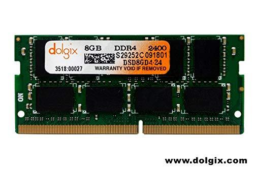 Dolgix 8GB DDR4 2400MHz Laptop Ram