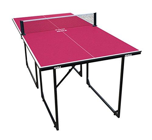 JOOLA Midsize Tisch Tischtennisplatte pink