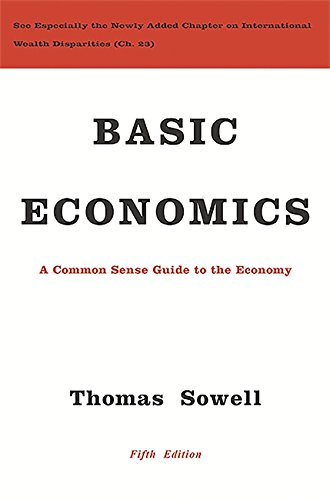 Basic Economics por Thomas Sowell