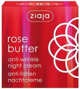 Gesichtscreme für Nacht-Anti-falten - rose hip Öl - 50 ml -