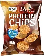 NOVO Protein Chips - BBQ - box of 6
