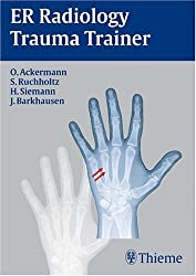 ER Radiology: Trauma Trainer DVD by Ole Ackermann (2008-08-02)