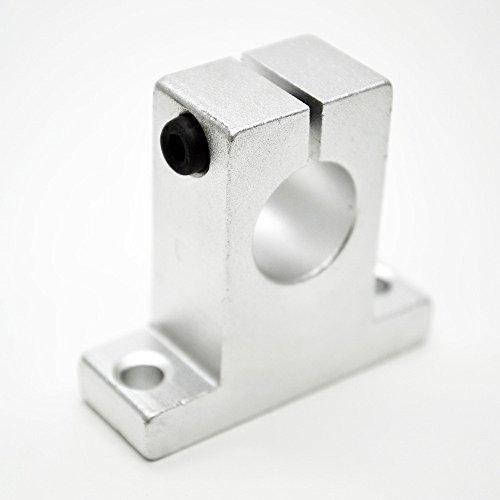 SK84pcs supporto albero guida lineare 8mm SH8A Xyz tabella CNC Parts