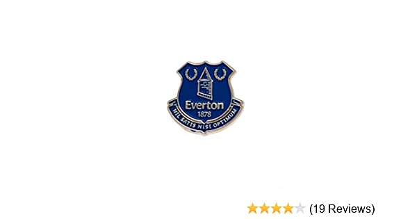 Club Licensed Everton Pin Badge One Size