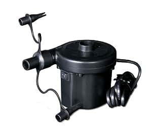 Bestway - 62056 - Sidewinder - Pompe a Air - Adaptateur pour 3 Soupapes - Gonfle et Degonfle - Contient une Pompe Electrique