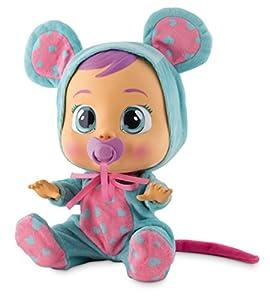 muñecas: IMC Toys Bebés Llorones Lala Muñeca Multicolor, única 10581