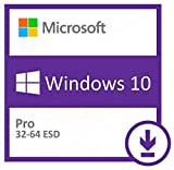 Microsoft Windows 10 Pro - Sistemas operativos (Electronic Software Download...