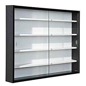 Links 99800800 Vitrine Collecty 80 X 60 X 9 5 Cm Amazon