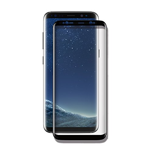 Pack Samsung Galaxy S8 Plus color negro + protector de pantalla Dream. Exclusivo en Amazon. [Versión española: incluye Samsung Pay, actualizaciones de software y de Bixby, compatibilidad de redes]