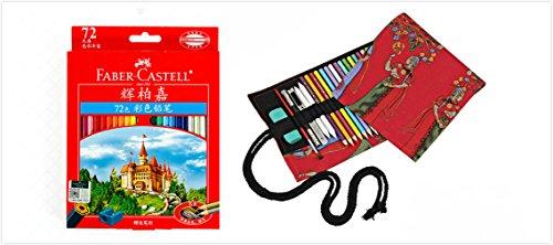 raih-72-colori-faber-castell-castello-a-base-di-olio-matita-e-72-fori-oriential-stile-tela-wrap-set-