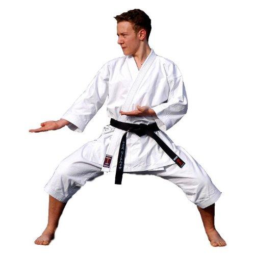 Karateanzug Kaiten Monarch Kata, mit Elastikbund, Karategi