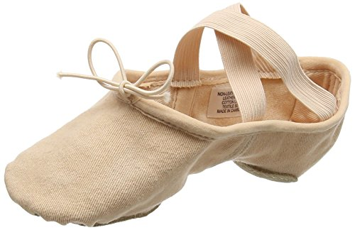Bloch Damen Zenith Stretch Canvas Tanzschuhe-Ballett, Pink, 41 EU