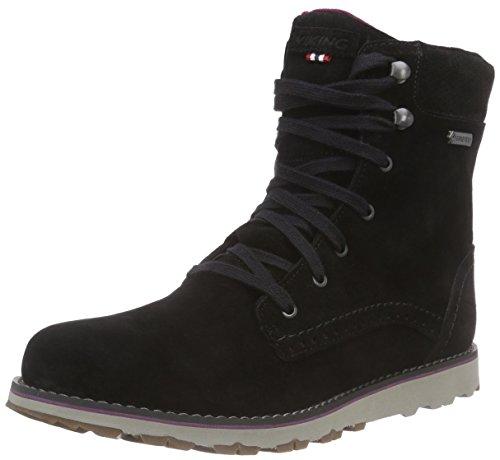 Viking MORIA GTX, Damen Chukka Boots, Schwarz (Black 2), 40 EU (Chukka Gtx)