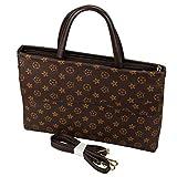 ZBSY Handtasche Schultertasche für Frauen - professionelle Papiertüte, große Mode Leder Aktentasche, Computer-Tasche-9.1 Zoll-Farbe