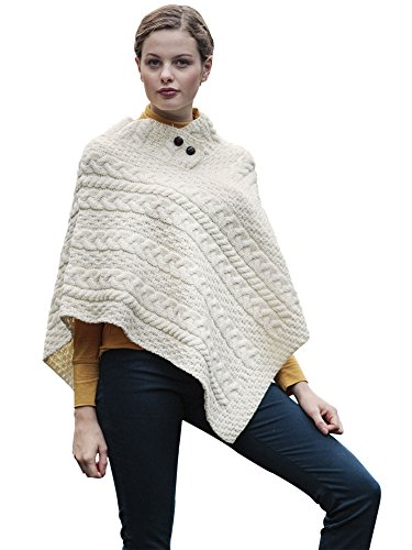 Last week Women's Knitted Ponchos & Capes - Best Reviews Tips