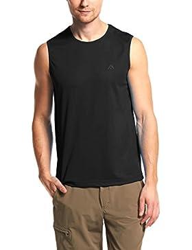 MAIER SPORTS Herren Funktionsshirt Peter aus 100% PES in 11 Größen und vielen Farben, Shirt/ Tanktop/ Funktions-Shirt...
