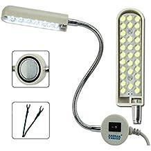 30 LED Máquina de coser 220V magnético de montaje de luz de lámpara to322