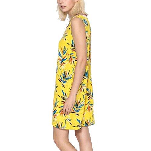 Pepe Jeans -  Vestito  - Donna Multicolore