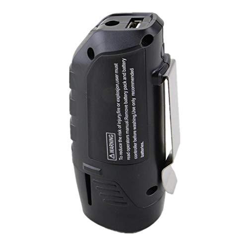 SM SunniMix Professional Akku Ladegerät 10,8 V / 12 V mit USB für Bosch DDR 10,8-LI, GWI 10,8 V-LI, GOP 10, 8 V-LI, GLI 10,8 V-LI