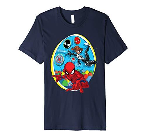 Marvel Spider-Man Spider-Girl T-Shirt