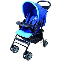 Asalvo Shopping - Silla de paseo, color azul