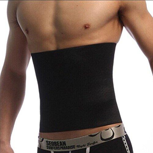 ULTNICE Herren Bauchgürtel Body Shaper Gürtel Bauch Shaper - Größe L