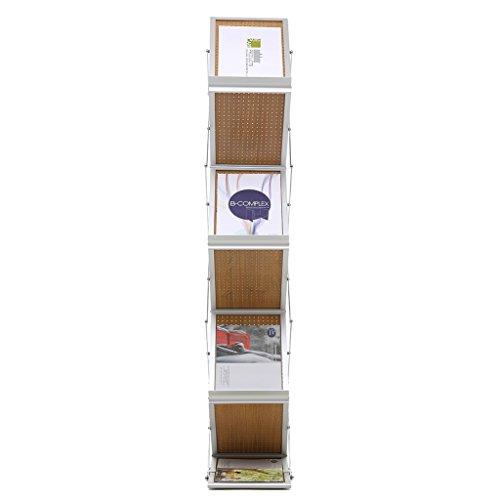 Faltbarer Prospektständer Katalogständer im Holz-Design JL3523