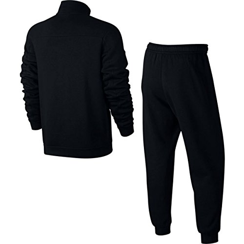 Nike Herren Sportswear Fleece Trainingshose Black/White