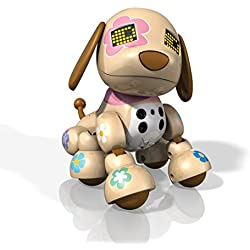 Zoomer Zuppies Interactive Puppy, Flora by Zoomer
