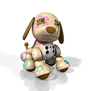 Zoomer Zuppies - Flora Robotic Puppy Limited Edition