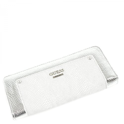 Guess Geldbörse - Cool Mix - Slim Zip Wallet - Ice (Slim Zip Wallet)