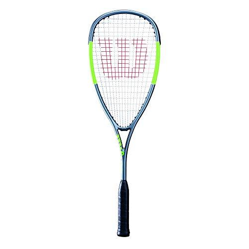 Preisvergleich Produktbild Wilson Squash-Schläger,  Blade Light,  Unisex,  Kopflastige Balance,  Silber / Grün,  WRT916630