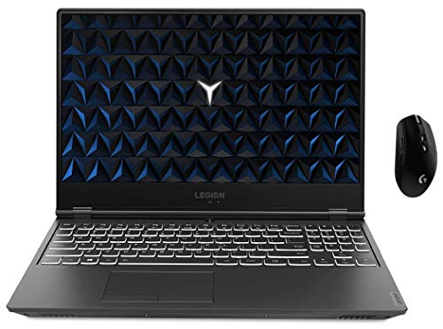Lenovo Legion Y540 81SY00C7IN 15.6-inch Laptop (9th Gen I5-9300H/8GB/1TB SSD/Windows 10 Home/4GB NVIDIA GEFORCE GTX 1650 Graphics), Black with logitech Wireless Gaming Mouse