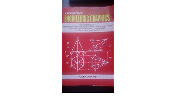 Kv Natarajan Engineering Graphics Pdf
