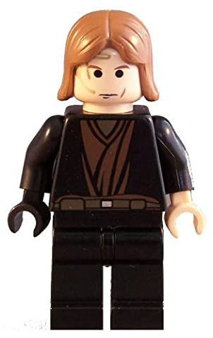 Anakin Skywalker (Ep. 3, Black Right Hand) - LEGO Star Wars 2 Figure by LEGO
