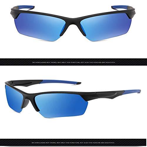 ZKAMUYLC SonnenbrilleUV400 Polarisierte Männer Rennrad Fahrrad Sonnenbrillen Brillen Radfahren Brille