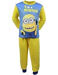 Juntos Pijama Minions Niños 1 in a Minion