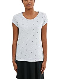 edc by Esprit 037cc1k024, T-Shirt Femme